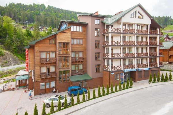Hotel SkilandHouse, Bukovel: photo, prices, reviews