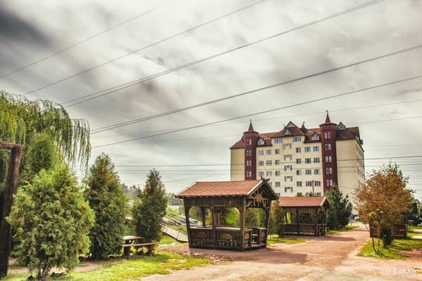 Hotel Castle-hotel Vyshegrad, Vyshhorod: photo, prices, reviews
