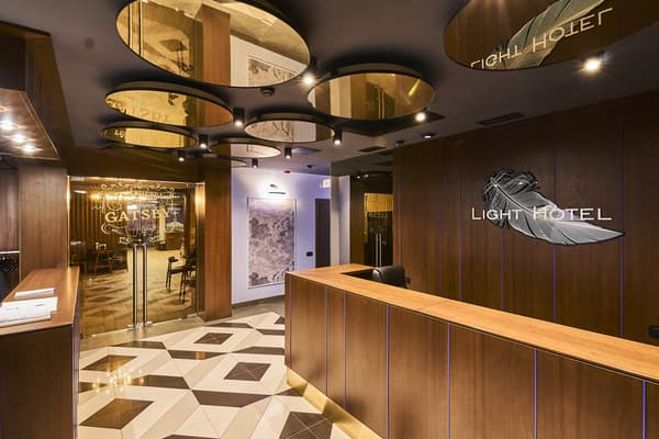 Hotel Light Hotel,  Dnipro: photo, prices, reviews