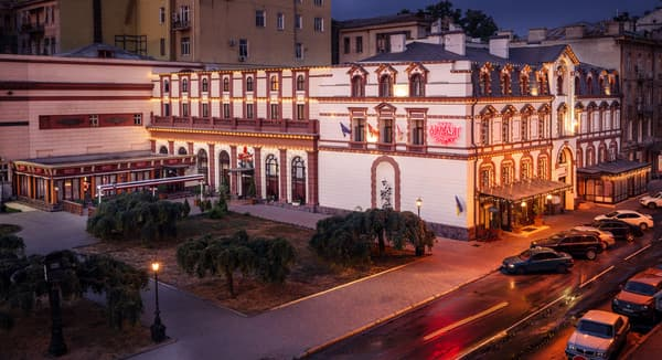 Hotel Mozart, Odesa: photo, prices, reviews