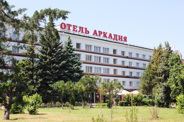 Hotel Arkadiya, Odesa: photo, prices, reviews
