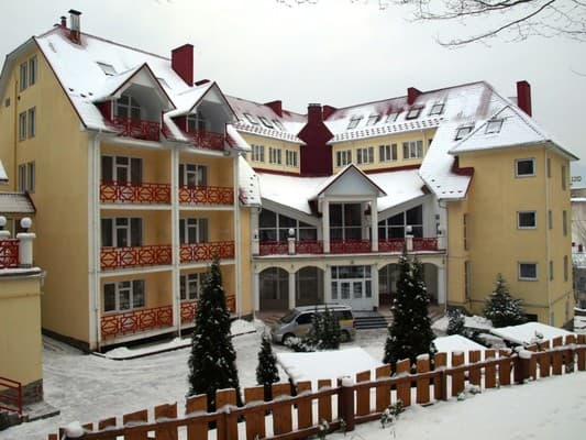 Sanatorium Solnechniy, Polyana: photo, prices, reviews