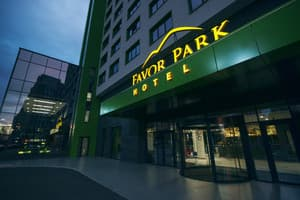 Hotels  city Kyiv and region. Hotel Favor Park Hotel