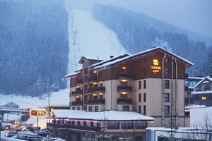 Hotels Bukovel. Hotel Ganz & SPA