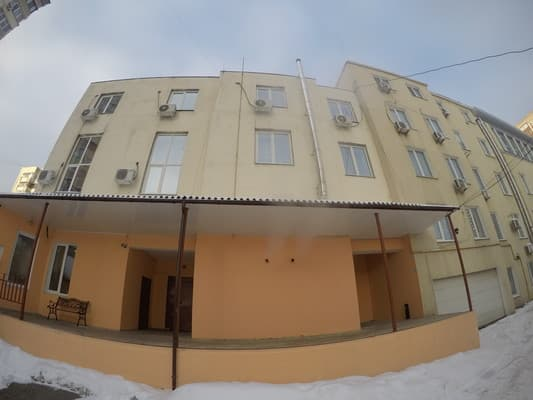 Mini hotel on Zhytomyrska, Kyiv: photo, prices, reviews