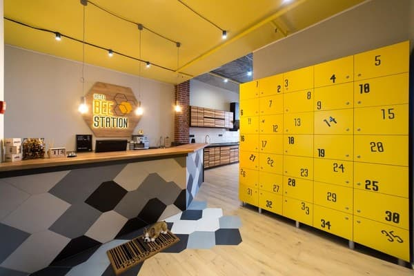 Hostel Hotel Bee Station, Kyiv: photo, prices, reviews