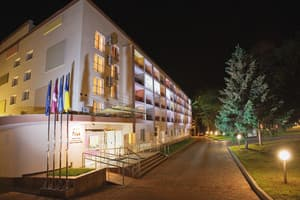Hotels  city Kyiv and region. Hotel Pusha
