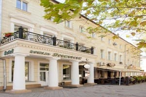 Hotels  city Mykolaiv and region. Hotel Kontinent