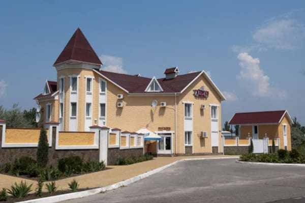 Hotel Galatea,  Berdiansk: photo, prices, reviews