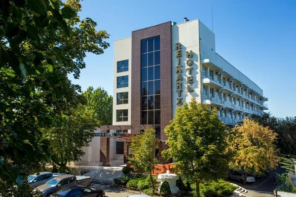 Hotel Reikartz River Nikolaev, Mykolaiv: photo, prices, reviews