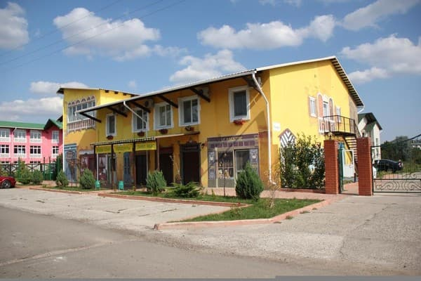 Hotel and restaurant complex Aliance, Koblevo: photo, prices, reviews