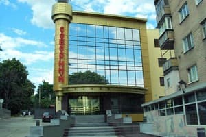 Hotels  city  Zaporizhia and region. Hotel Soborniy