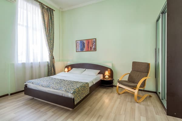 Apartment DayFlat Apartments Olimpiyska, Kyiv: photo, prices, reviews