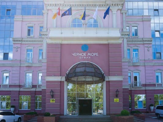 Hotel Chernoe more - Park Shevchenko, Odesa: photo, prices, reviews