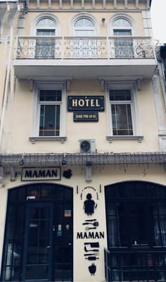 Mini hotel Maman, Odesa: photo, prices, reviews