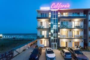 Hotels Koblevo. Hotel California