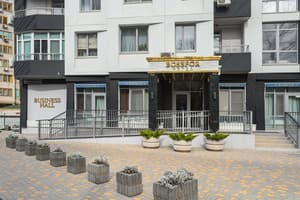 Hotels Odesa. Hotel Bossfor