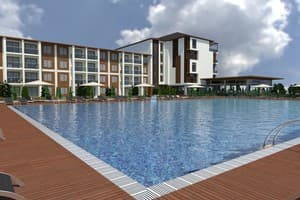 Hotels Kyrylivka. Hotel Beluga Holiday Club Hotel
