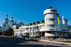Hotels  city Sumy and region. Hotel Voskresenskiy