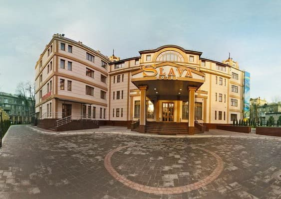 Hotel Slava,  Zaporizhia: photo, prices, reviews