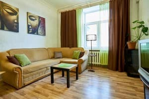 Hotels Kyiv. Hotel Apartment Two-room apartment on Sofiivs'ka Str, 16