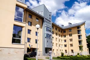 Hotels Lviv. Hotel University Centre