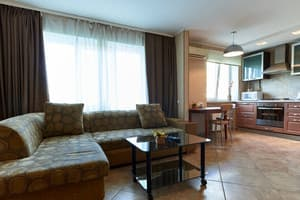 Hotels Kyiv. Hotel Apartment Two-room apartment on Lesi Ukrainky Blvd, 3