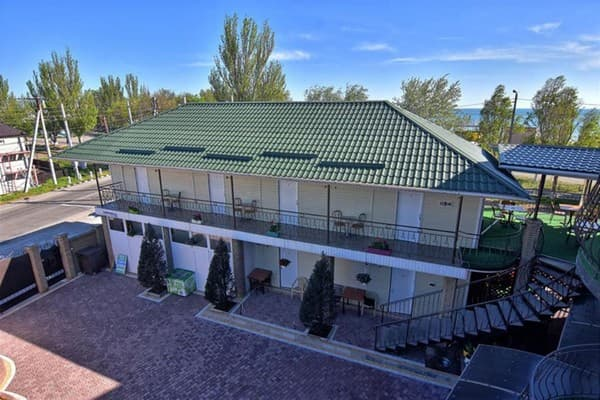 Hotel Alina,  Berdiansk: photo, prices, reviews