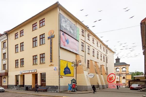 Hostel Prostir VDOMA,  Ivano-Frankivsk: photo, prices, reviews