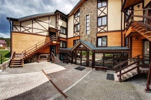 Hotels Bukovel. Hotel Magic Karpaty