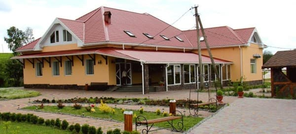 Hotel Sadiba mriy,  Rohatyn: photo, prices, reviews