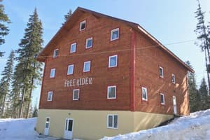 Hotels Dragobrat. Hotel Freerider