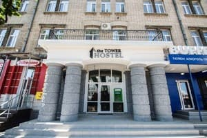 Hotels Kyiv. Hotel The Tower Hostel
