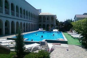 Hotels Zalizny Port. Hotel Arabika