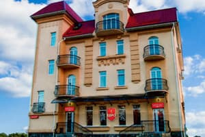 Hotels Sea of Azov. Hotel Evro