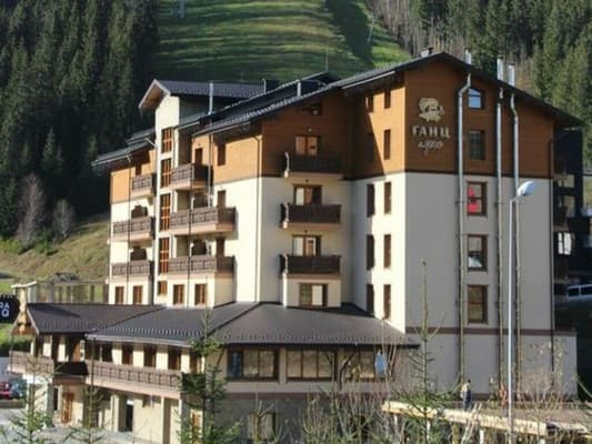 Hotel Gans, Bukovel: photo, prices, reviews