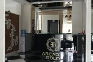 Hotels Odesa. Hotel Arcadia Gold Apartments