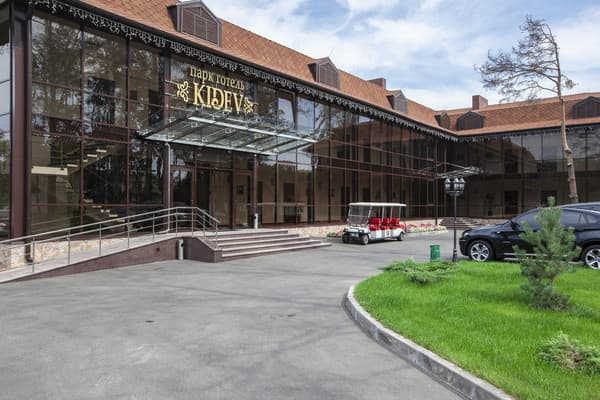 Park Hotel Kidev, Boryspil: photo, prices, reviews