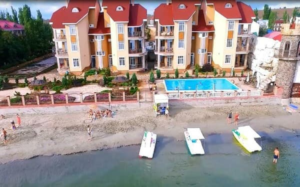 Hotel and restaurant complex Alie Parusa , Koblevo: photo, prices, reviews