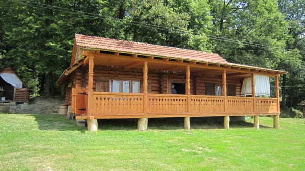 Cottage Dim Karpatskoho Molfara,  Kosiv: photo, prices, reviews