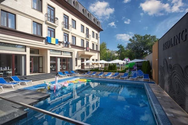 Hotel Redling Hotel, Odesa: photo, prices, reviews