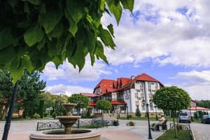 Hotels  city Lviv and region. Hotel Halytska korona