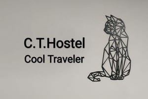 Hotels Kyiv. Hotel C.T.Hostel (Cool Traveler)