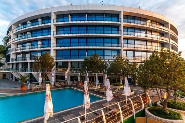 Hotel Maristella Marine Residence, Odesa: photo, prices, reviews
