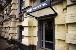 Hotels Kyiv. Hotel Monotel Space