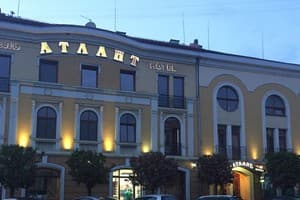 Hotels  city  Uzhhorod and region. Hotel Atlant