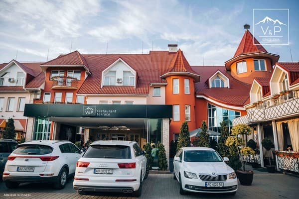 Hotel and restaurant complex V&P Hotel & Restaurant,  Khust: photo, prices, reviews