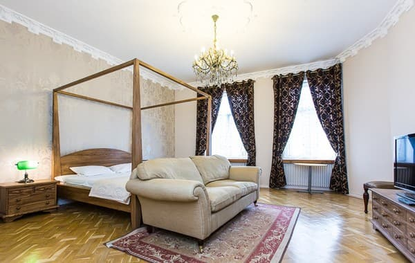 Apartment Oberig Mihal'chuka, 5, Lviv: photo, prices, reviews