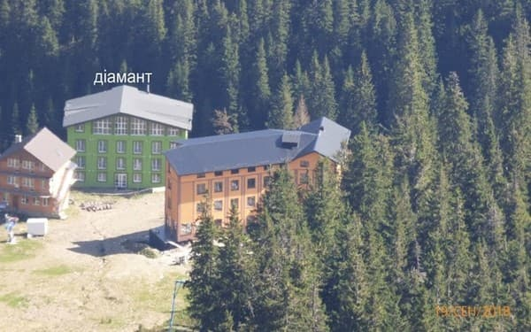 Hotel Diamant, Dragobrat: photo, prices, reviews