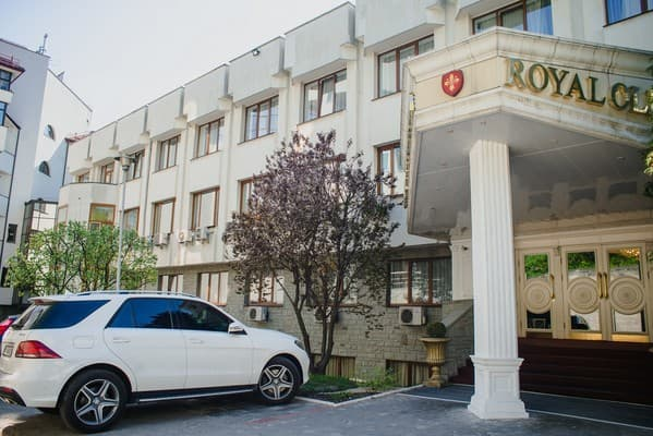 Hotel Royal Olympic Hotel, Kyiv: photo, prices, reviews